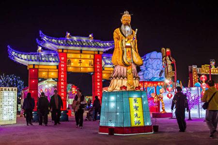 2017台湾灯会庆元宵
