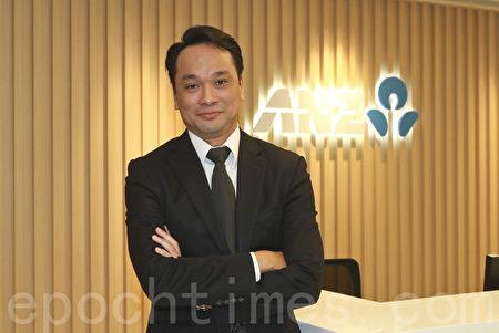 澳新银行大中华区首席经济学家杨宇霆。(余钢/大纪元)