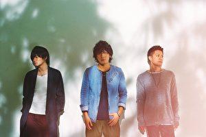 《明天,我要和昨天的妳約會》主題曲由日本樂團backnumber感動獻唱,圖左起:小島和也、清水依與吏、栗原壽。(采昌國際多媒體提供)