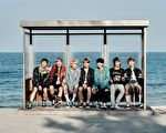 BTS防弹少年团新宣传照。(环球唱片提供)
