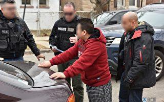 上周非法移民扫荡 南加两中国人被捕