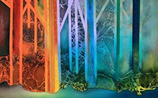 「脈絡,一種生命的抽象」 熊妤油畫個展