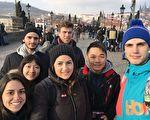 提早规划留学梦,高中交换生可体验学习与生活。(天下留学中心提供)
