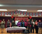南加州台湾人长辈会为寿星耆老庆生。(主办单位提供)