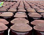 酱油瓮。(新唐人亚太台提供)