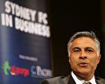 澳洲邮政总裁法赫尔 (Ahmed Fahour)突然决定辞职。 (Mark Metcalfe/Getty Images)
