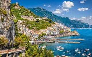 意大利阿马尔菲海岸自驾游