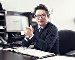 紐約愛吉保險公司(Aegis Service Corp.)創辦人彭北模(Ivan Peng)先生(張學慧/大紀元)