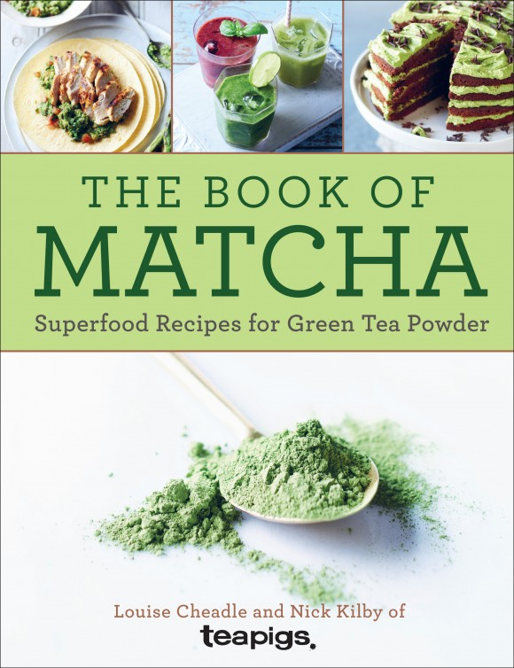 烹飪書《Book of Matcha》。(Sterling Epicure提供)