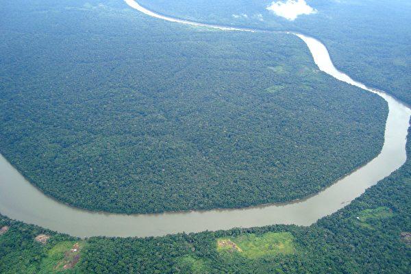 未解之迷:数百神秘建筑藏身亚马逊雨林