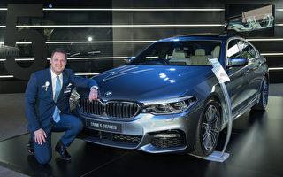 宝马澳洲首席执行官Marc-Heinrich Werner先生。(BMW提供)