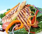 美国科罗拉多大学的研究发现,若饮食中缺乏蛋白质,人们会摄取较多热量,致使体重增加。(Fotolia)