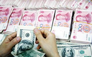 美财政部长姆钦(Steven Mnuchin)周四(2月23日)上午表示,短期内没有指定中共为货币操控者的急迫性。(VCG/VCG via Getty Images)