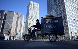 中國網購熱依賴快遞員低薪和超時的工作