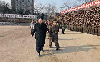 朝鲜最新的弹道导弹试验的时间点令好朋友中共处于一个尴尬境地。( KNS/AFP/Getty Images)