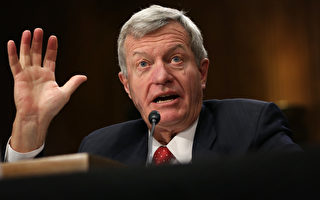 刚刚卸任的驻华大使马克斯•博卡斯本周说,美国需要停止被中共摆布,并制定一个长期策略应对中共的扩张。(Alex Wong/Getty Images)