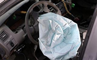 2001 Honda Accord因使用有問題的高田安全氣囊,而被要求召回修復。(Joe Raedle/Getty Image)