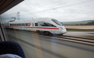 歐盟在調查位於塞爾維亞首都貝爾格萊德和匈牙利布達佩斯之間350公里長的高速鐵路。(Jens Schlueter - Pool/Getty Images)