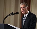 2017年1月31日,川普提名第十巡迴法庭法官 尼爾.戈薩奇(Neil Gorsuch)為大法官。(Chip Somodevilla/Getty Images)