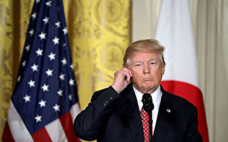 美國官員表示,川普政府或將加緊施壓中共,迫使其對朝鮮的行為加以控制。 (Chip Somodevilla/Getty Images)