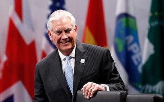 美國務卿促中共用一切手段約束朝鮮