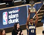 羅賓遜奪冠。 (Photo by Jonathan Bachman/Getty Images)