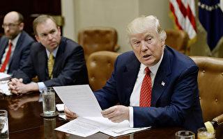 根據最新的聯邦預算計劃,川普政府擬增加10%的國防預算;若獲國會通過,這將是具有歷史性的美國防支出增長。(Olivier Douliery-Pool/Getty Images)