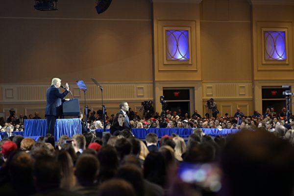 美保守派民众:川普说出了我们的价值观