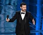 第89届奥斯卡颁奖礼主持人吉米‧金梅尔。(Kevin Winter/Getty Images)