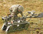 隨著世界強國之間啟動新時代的軍備競賽,有能力做出生死決定和殲滅敵人的自主機器人可能很快將成為戰爭的常見特徵。(Peter Macdiarmid/Getty Images)