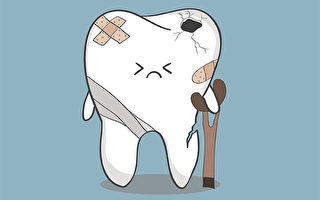 牙痛分爲牙齒痛和牙齦痛,中醫針對不同的牙痛有不同的療法。(Shutterstock)