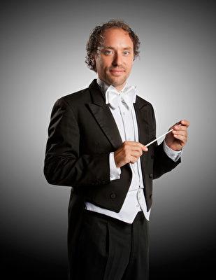 圖:從2018年7月1日開始,指揮家 Otto Tausk 將正式接任為VSO音樂總監。(圖片由VSO提供)