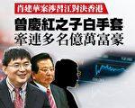 肖建華案涉習江對決香港。(大紀元資料圖片)