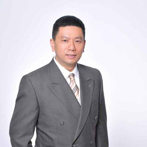 Jerry Chen陈刚博士。(本人提供)