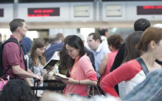 美航電腦當機 費城機場大排長龍