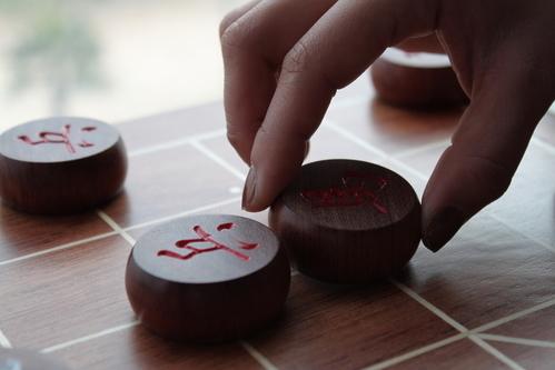 每个棋子的重要性都是一样的,就看棋手把它摆到什么位置。(fotolia)