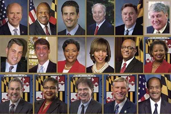 神韵即将莅临巴尔的摩之际,美国联邦众议员、马里兰州参、众议员、巴尔的摩市长、市议员以及邻县官员,纷纷向神韵艺术团发来褒奖与贺信。(大纪元)