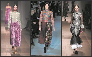 2017秋冬英国伦敦时装周 –女装专题