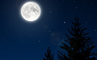 在浩瀚壮丽的星空下,倾听着天地万物的声籁与寂静……(fotolia)