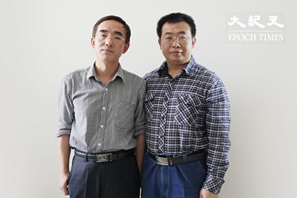马三家求救信作者:和江天勇律师的4次见面