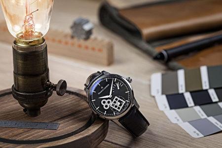 艾美錶深受華人喜愛的匠心系列錶款(黑森林旅遊局提供)