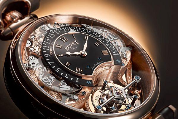 播威錶每一件都是精美的工藝品(黑森林旅遊局提供)