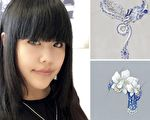 專訪法國名牌珠寶最年輕台灣設計師