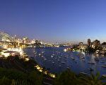 悉尼房价2百万以上的区比60万以下多