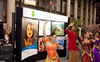 2012紐約第九屆國際旅游展(攝影: 戴兵 / 大紀元)