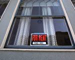据房租分析研究预测公司Axiometrics周一(20日)发布的最新报告,南加洛县、内陆帝国、橙县和文图拉县公寓2月房租持续上涨。图为加州一处公寓出租。(Justin Sullivan/Getty Images)
