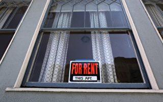 據房租分析研究預測公司Axiometrics週一(20日)發布的最新報告,南加洛縣、內陸帝國、橙縣和文圖拉縣公寓2月房租持續上漲。圖為加州一處公寓出租。(Justin Sullivan/Getty Images)