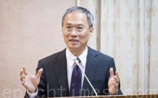 中華民國僑委會委員長吳新興。(大紀元資料庫