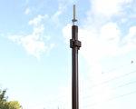 图:小型手机信号增强器。(西南管理区提供)