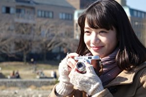小松菜奈透露她为本片几次感动到落泪。(采昌国际多媒体提供)
